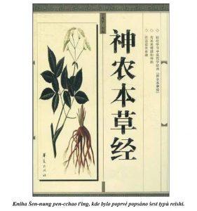 Obrázok z knihy Šen-nung pen-cchao ťing