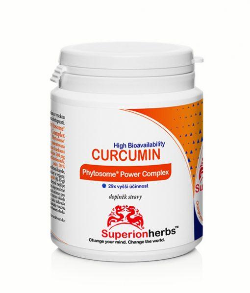 Dop.nok stravy - Curcumin Phytosome od Superionherbs