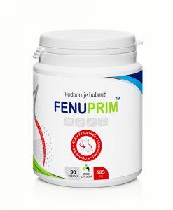 Doplnok stravy na podporu chudnutia Fenuprim od Superionherbs