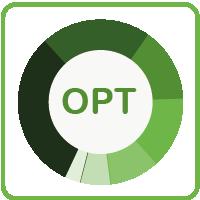 Ikona optimálne zloženie